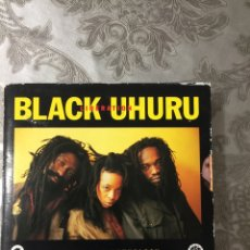 CDs de Música: BLACK UHURU (LIBERATION) DOBLE CD MÁS FOLLETO. Lote 183091613