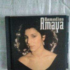 CDs de Música: REMEDIOS AMAYA QUIEN MANEJA MI BARCA EUROVISIÓN CD. Lote 183093142