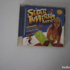 CDs de Música: SUPER INVIERNO MIX. Lote 183175095