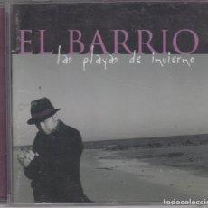 CDs de Música: EL BARRIO CD LAS PLAYAS DE INVIERNO 2005. Lote 183175958