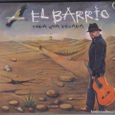 CDs de Música: EL BARRIO DOBLE CD TODA UNA DÉCADA 2006. Lote 183177687