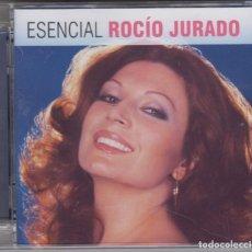 CDs de Música: ROCÍO JURADO DOBLE CD ESENCIAL 2016 30 TEMAS. Lote 183179317