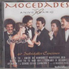 CDs de Música: MOCEDADES DOBLE CD 30 ANIVERSARIO 1999 40 INOLVIDABLES CANCIONES. Lote 183187417