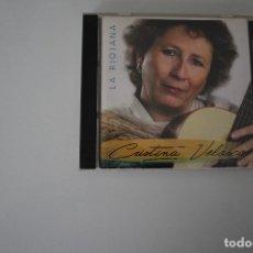 CDs de Música: CRISTINA VELASCO. Lote 183200440