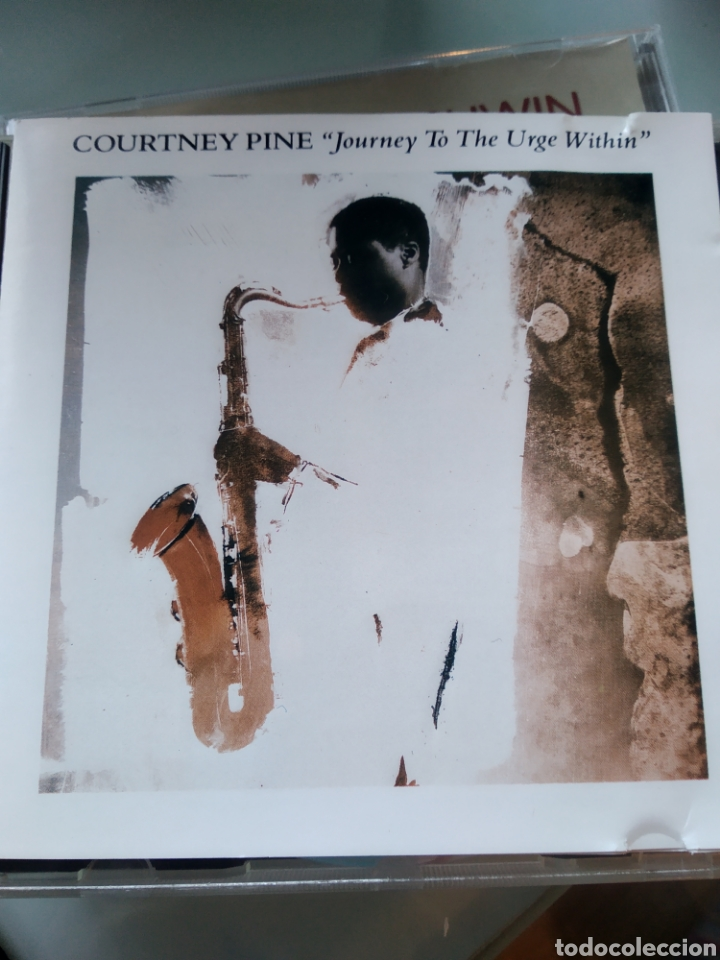COURTNEY PINE ‎– JOURNEY TO THE URGE WITHIN (Música - CD's Jazz, Blues, Soul y Gospel)