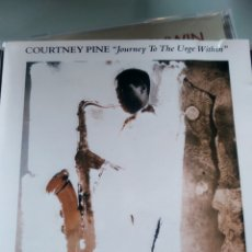 CDs de Música: COURTNEY PINE – JOURNEY TO THE URGE WITHIN. Lote 183234460