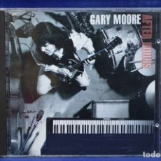 CDs de Música: GARY MOORE - AFTER HOURS - CD. Lote 183270446