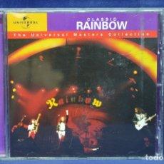 CD de Música: RAINBOW - CLASSIC RAINBOW - CD. Lote 183271347