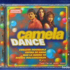 CDs de Musique: CAMELA - DANCE - CD. Lote 183277422