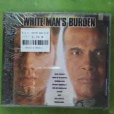 CDs de Musique: (CD1200) WHITE MAN'S BURDEN - B.S.O NUEVO. Lote 183297848