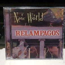 CDs de Música: NEW WORLD RELAMPAGOS (USA) - NEW WORLD RELAMPAGOS - SURF MUSIC MADRID - MÚSICA SURF - CD. Lote 183298546