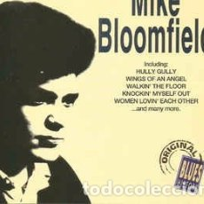 CDs de Música: MIKE BLOOMFIELD - MIKE BLOOMFIELD (CD, ALBUM, RE) LABEL:HORUS CAT#: CD-30112 . Lote 183325537