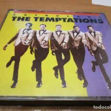 CDs de Música: DOBLE CD ANTHOLOGY THE TEMPTATIONS /. Lote 183326962