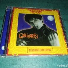 CDs de Música: CAÑIZARES , PUNTO DE ENCUENTRO. Lote 128387867