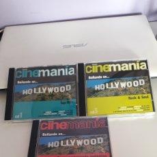 CDs de Música: BAILANDO EN HOLLYWOOD. COLECCION CINEMANIA. Lote 183317802