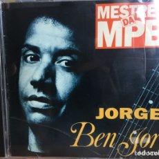 CDs de Música: JORGE BEN JOR - MESTRES DA MPB (CD, ALBUM, RE) (WEA)M993240-2. Lote 183361387