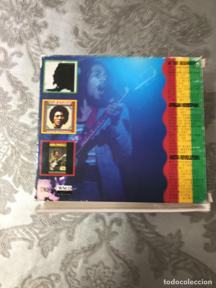 CDs de Música: BOB MARLEY and the saliera (ROOTS) - Foto 2 - 183367693