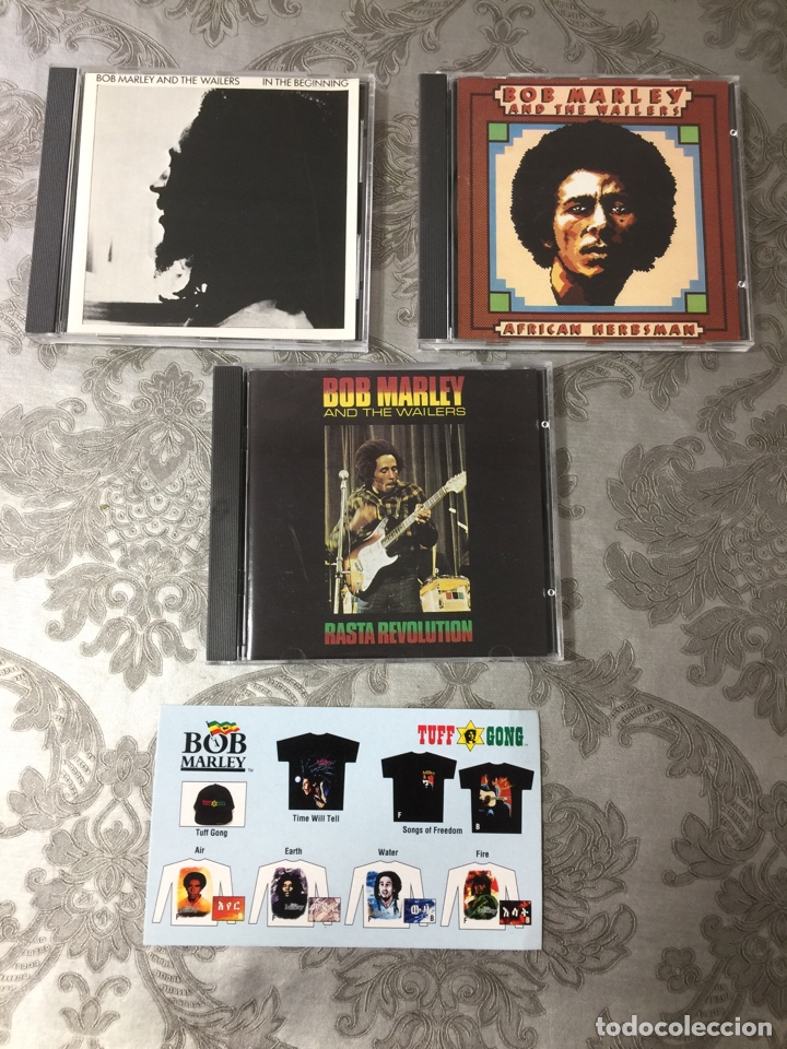 CDs de Música: BOB MARLEY and the saliera (ROOTS) - Foto 3 - 183367693