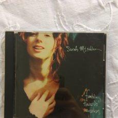 CDs de Música: SARAH MCLACHLAN: FUMBLING TOWARDS ECSTASY. Lote 183368833