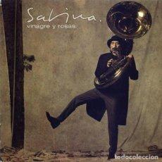 CDs de Música: (JOAQUÍN) SABINA VINAGRE Y ROSAS ALBUM CD 13 TRACKS SONY MUSIC 2009. Lote 183375290