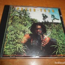 CDs de Música: PETER TOSH LEGALIZE IT CD ALBUM DEL AÑO 1988 EU BOB MARLEY CONTIENE 9 TEMAS THE WAILERS MUY RARO. Lote 183387606