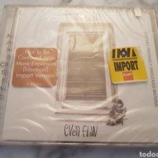 CDs de Música: PEARL JAM - EVEN FLOW. MAXI CD SINGLE. GRUNGE, VEDDER. Lote 183399066