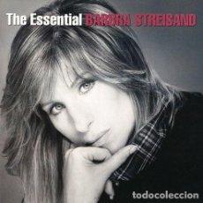 CDs de Música: BARBRA STREISAND - THE ESSENTIAL - 2XCD. Lote 183408200