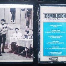 CDs de Música: LOS SAICOS  ¡DEMOLICIÓN! - CD. Lote 183409497