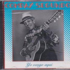 CDs de Música: COMPAY SEGUNDO - YO VENGO AQUI - CD PRECINTADO. Lote 183409852