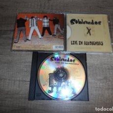 CDs de Música: SUBLEVADOS - LIVE IN ALKOBENDAS. Lote 183410245