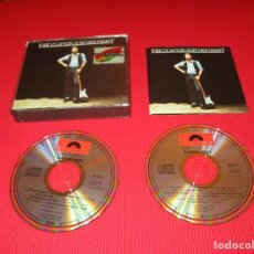 CDs de Música: ERIC CLAPTON ( JUST ONE NIGHT ) - 2 CD - 800 093-2 ( Y H 2 ) - POLYDOR - DOUBLE TROUBLE - TULSA TIME. Lote 183415925