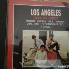 CDs de Música: LOS ANGELES GRANDES EXITOS CD. Lote 183417538