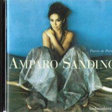 CDs de Música: AMPARO SANDINO PUNTO DE PARTIDA . Lote 183418291