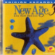 CDs de Música: NEW AGE MUSIC & NEW SOUNDS Nº 23 SEA STAR SAMPLER . Lote 183420642