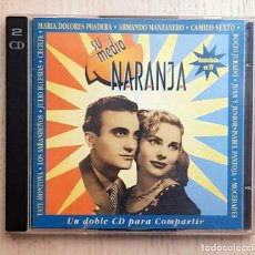 CDs de Música: SU MEDIA NARANJA. (CD MUSIC, 2 DISCOS). Lote 183428745