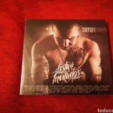 CDs de Música: SFDK LISTA DE INVITADOS 2CD DIGIPACK PRECINTADO, ZATU REY, ACCIÓN SÁNCHEZ. Lote 183433926