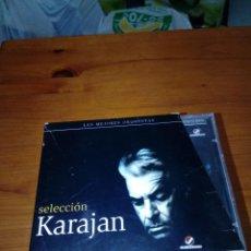 CDs de Música: ESTUCHE CON 10 CD. NUEVO PRECINTADO. SELECCIÓN KARAJAN. LOS MEJORES COMPOSITORES. EST5B1. Lote 183454102