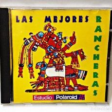 CDs de Música: CD DE POLAROID DE LAS MEJORES RANCHERAS 1997. Lote 183474422