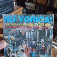 CDs de Música: NU YORICA, SOUL JAZZ RECORDS. Lote 183478603
