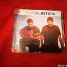 CDs de Música: ESTOPA ESENCIAL 2CD RECOPILATORIO 2016 HERMANOS MUÑOZ. Lote 183481536