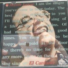 CDs de Música: HECTOR LAVOE: EL CANTANTE (CD CHARLY 205). Lote 183482890