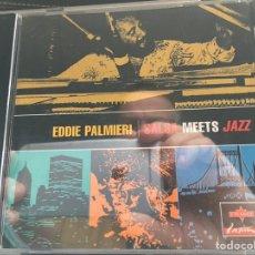 CDs de Música: EDDIE PALMIERI: SALSA MEETS JAZZ (CD HOT 511). Lote 183482932