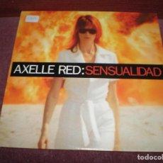 CDs de Música: CD SINGLE PROMO AXELLE RED / SENSUALIDAD ESTUCHE CARTON. Lote 183485047