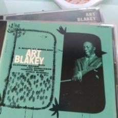 CDs de Música: ART BLAKEY – A NIGHT AT BIRDLAND, VOLUME 2 (EDICIÓN JAPONESA). Lote 183486020