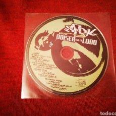 CDs de Música: OFERTA CYBER MONDAY SFDK 2001 ODISEA EN EL LODO CD ZATU ACCIÓN SÁNCHEZ. Lote 183487281