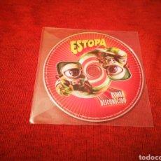CDs de Música: ESTOPA RUMBA A LO DESCONOCIDO CD HERMANOS MUÑOZ. Lote 183488060