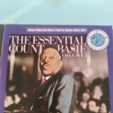 CDs de Música: COUNT BASIE ‎– THE ESSENTIAL COUNT BASIE, VOLUME 3. Lote 183488407