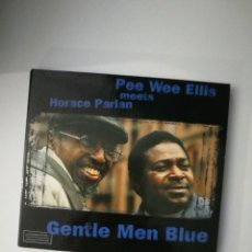 CDs de Música: PEE SER ELLIS & HORACE PARLAN - GENTE MEN BLUE (1999 MINOR MÚSICA RECORDS GMBH GERMANY).. Lote 183490665
