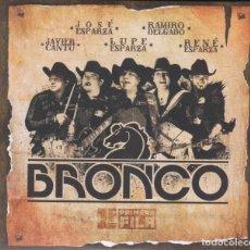 CDs de Música: BRONCO - PRIMERA FILA - CD + DVD DIGIPACK. Lote 183491246