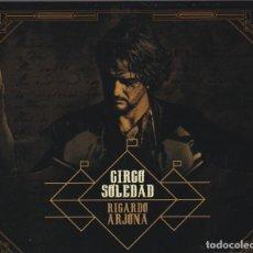 CDs de Música: RICARDO ARJONA - CIRCO SOLEDAD - CD DIGIPACK. Lote 183493441